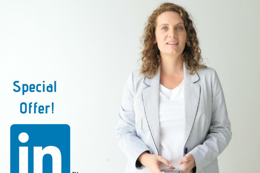 Special LinkedIn Offer