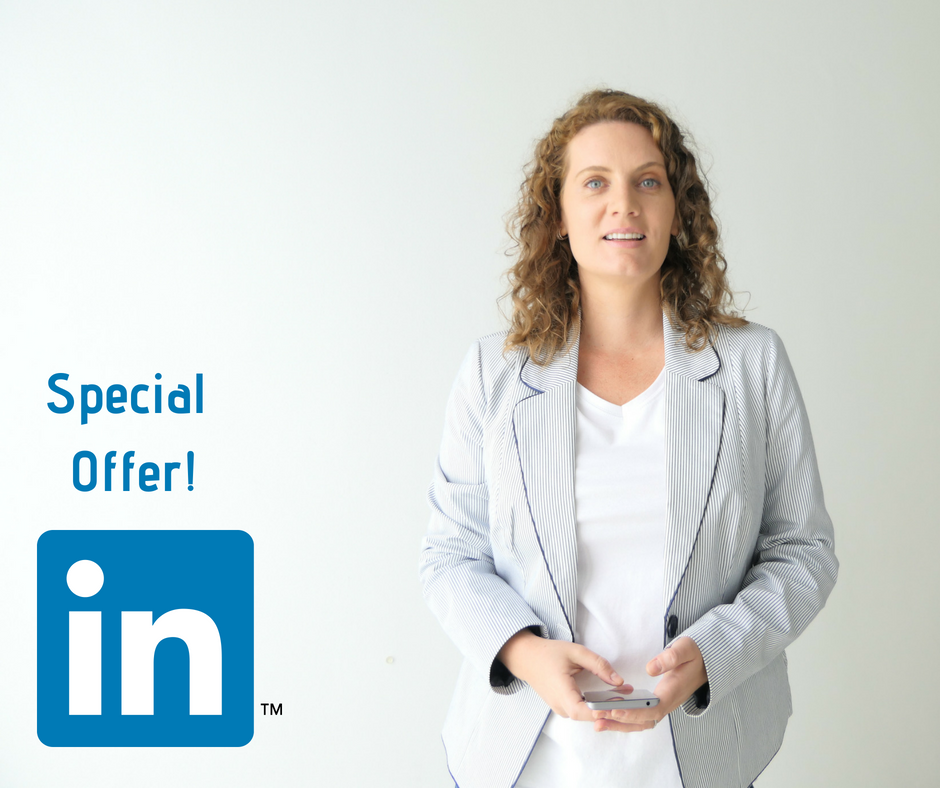 Special LinkedIn Offer